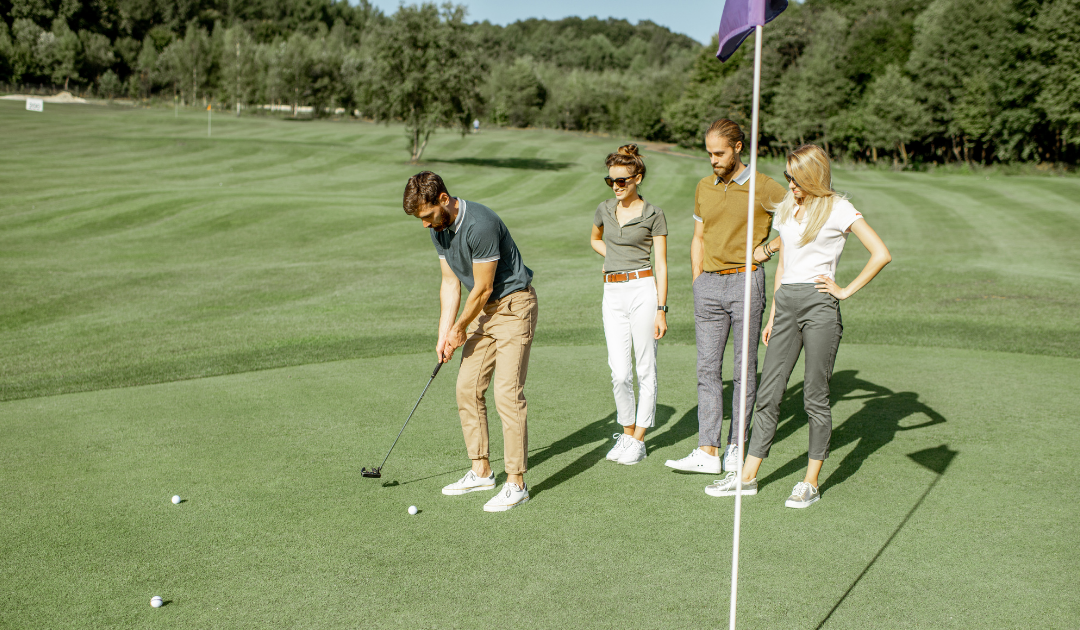 5 Basic Golf Etiquette Pointers Every Player Should Know